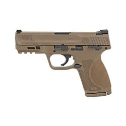 "S& W M& P 2.0 9MM 4"" 15RD FDE WDS"