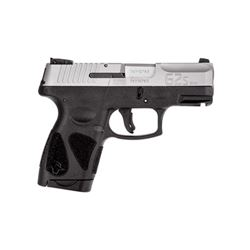 "Taurus, G2S, Single Action, Sub Compact Pistol, 9MM, 3.25"" Barrel, Polymer Frame, Stainless Finish"