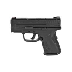 "Springfield, XD-MOD.2 with GripZone, 9MM, 3"" Barrel, Polymer Frame, Black Finish"