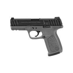 """S& W SD9 9MM 16RD 4"""" GRY FS 2MAGS"""