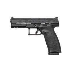 "CZ P-10F 9MM 4.5"" BLK OR NS 10RD"