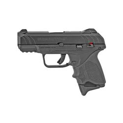 "RUGER SEC-9 9MM 3.4"" BLK 10RD HOGUE"