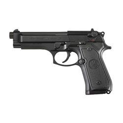 """BERETTA M9 9MM 4.9"""" BL 2-15RD"""