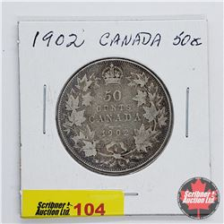 Canada Fifty Cent 1902