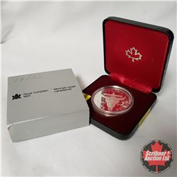 CHOICE OF 8 : Canada Proof Mint Case Silver Dollar 1982