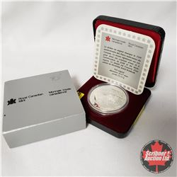 CHOICE OF 8 : Canada Proof Mint Case Silver Dollar 1985