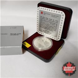 CHOICE OF 8 : Canada Proof Mint Case Silver Dollar 1986