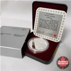 CHOICE OF 8 : Canada Proof Mint Case Silver Dollar 1587-1987