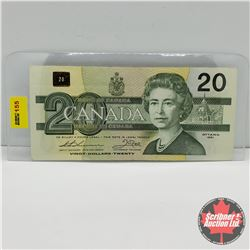 Canada $20 Bill 1991 (Replacement Note) : Thiessen/Crow : S/N#AIX1186441