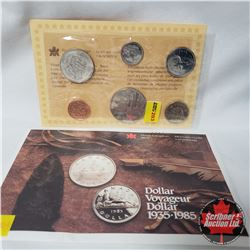 CHOICE of 12 Proof Like Mint Year Sets 1985