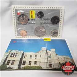 CHOICE of 12 Proof Like Mint Year Sets 1987