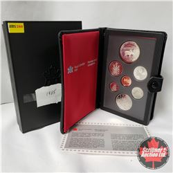 CHOICE of 6: Canada Proof Double Dollar Sets 1985