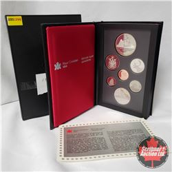CHOICE of 6: Canada Proof Double Dollar Sets 1987
