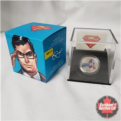 "RCM 2013 $15 Fine Silver Coin ""75th Anniversary of Superman"" ""Modern Day"""
