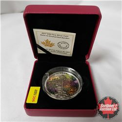 "RCM 2017 $30 Fine Silver Coin ""Gate to Enchanted Garden"""