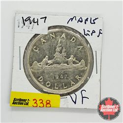 Canada One Dollar 1947ML