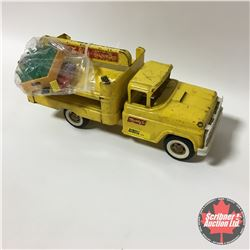 Toy : Buddy L - Coca-Cola Truck w/Accessories (Bottles/Crates)