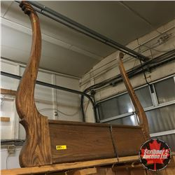 """CHOICE of 3: Harp Backs for a Washstand (33"""" x 28"""")"""