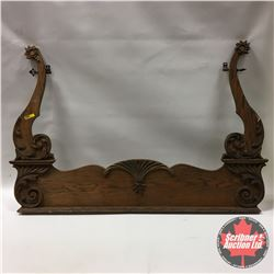 """CHOICE of 3: Harp Backs for a Washstand (46"""" x 30"""")"""