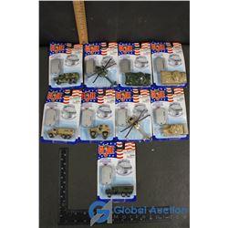 NIB G.I. Joe Metal Replica Toys (BID PRICE TIMES 9)