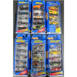 NIB Hot Wheels Gift Packs (BID PRICE TIMES 6)