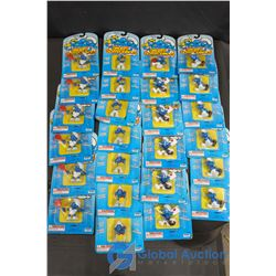 (24) NIB Collectible Smurf Figures