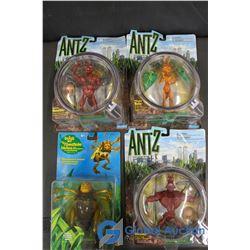 NIB Movie Collectible Toys - Antz & A Bugs Life