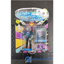 (1) NIB Star Trek The Next Generation Benzite Figure