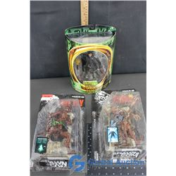 Lord of The Rings - Strider, The Thing & The Fly Collector Toys