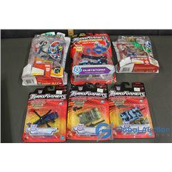 Assortment of (6) NIB Transformers