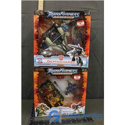 Transformers Universe NIB (BID PRICE TIMES 2)