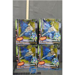 (4) NIB Beast Wars Transformers