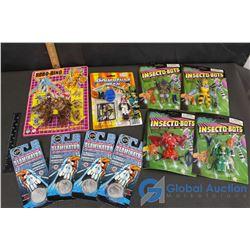 Assorted NIB Toys