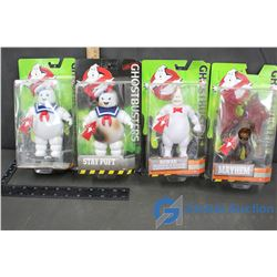 NIB Light Up Ghostbusters Toys (BID PRICE TIMES 4)