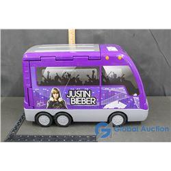 Justin Bieber 2011 Tour Bus Playset