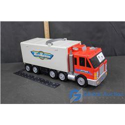 Micro Machines Truck Playset