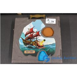 Matchbox Pirate Playset