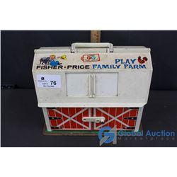 Vintage Fisher-Price Play Family Farm