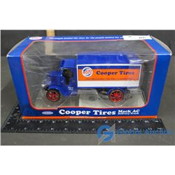 Cooper Tires 1:34 Scale Die Cast Model Truck