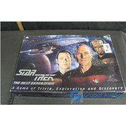 Star Trek:TNG Trivia Game
