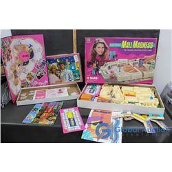 Barbie Dream Date, Mall Madness & Magazine