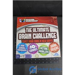 The Ultimate Brain Challenge Game