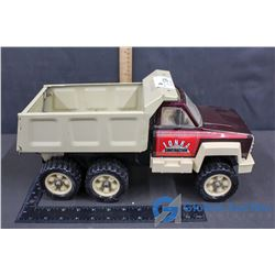 Vintage Tonka Tandem Dump Truck