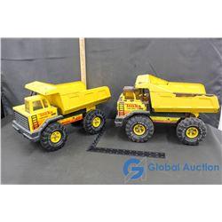 (2) Tonka Dump Trucks