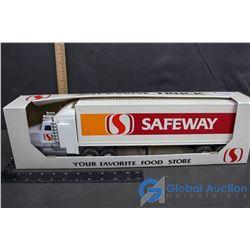 NIB Safeway Semi Truck & Trailer