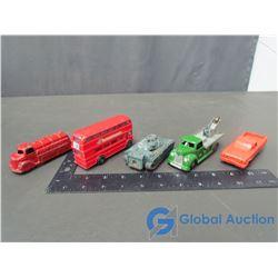 (5) Vintage Toys