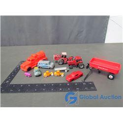 (7) Assorted Vintage Toys
