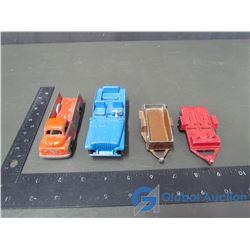 (4) Tootsie Toys