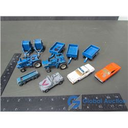 (11) Assorted ERTL Toys