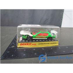 Dinky Toys Lamborghini Marzal w/Case